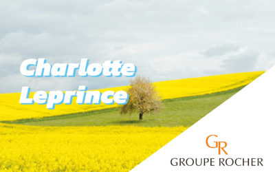 Charlotte Leprince – Category manager énergies pour le Groupe Rocher
