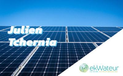 Rencontre avec Julien Tchernia, un homme engagé dans la sensibilisation de la consommation des énergies vertes