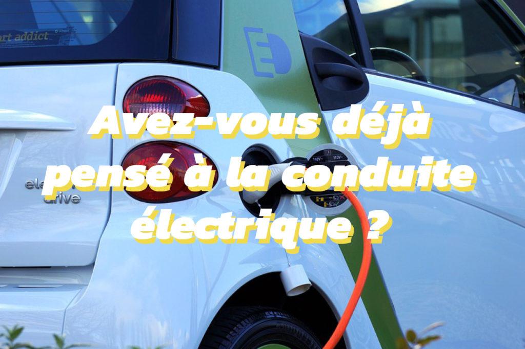 Les véhicules électriques : pourquoi ?