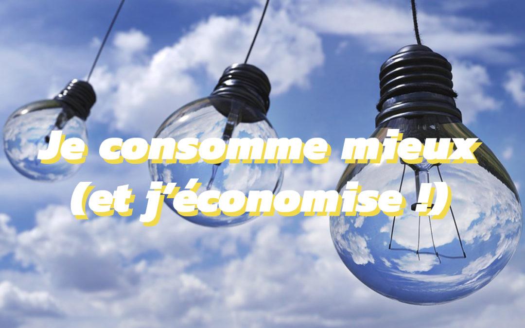 Les 9 manières de mieux consommer l'électricité