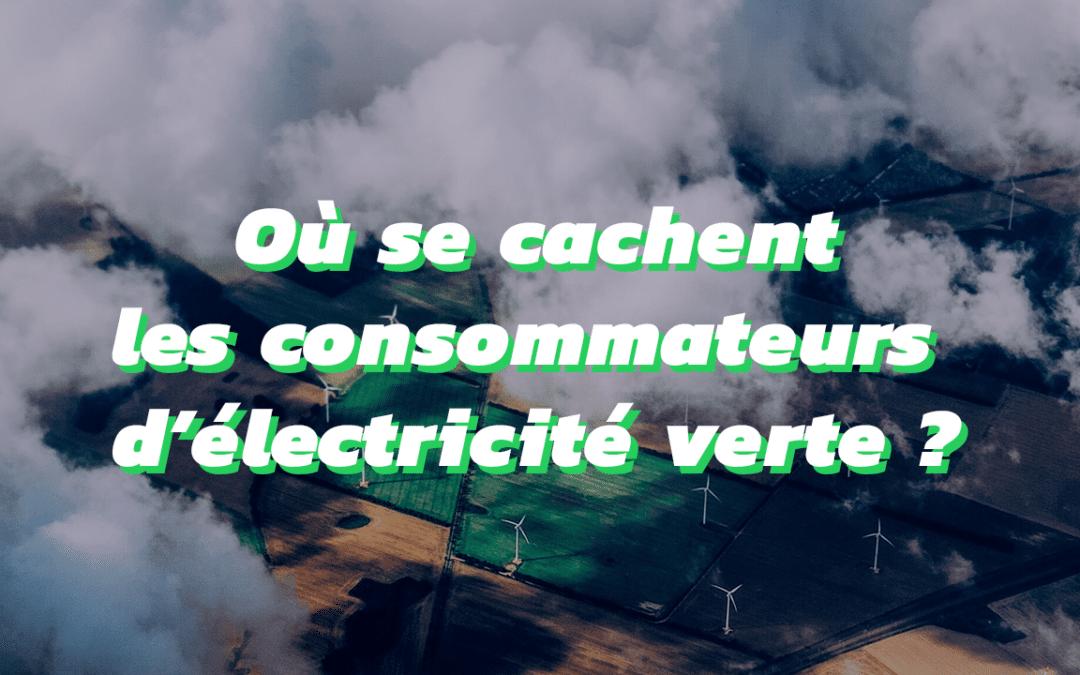 Rapport : Où se cachent les consommateurs d'électricité verte ?
