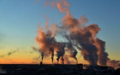 Les émissions de gaz à effet de serre liées à la production d'énergie en forte hausse en 2018.
