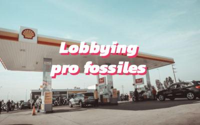Les géants des énergies fossiles ont dépensé 1 milliard en lobbying