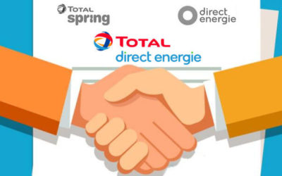 Direct Energie devient Total Direct Energie