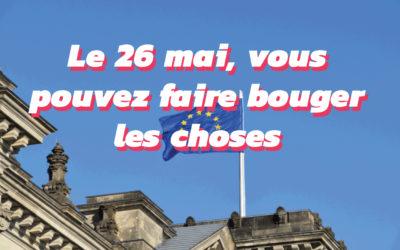 Elections européennes 2019 : votre vote compte !