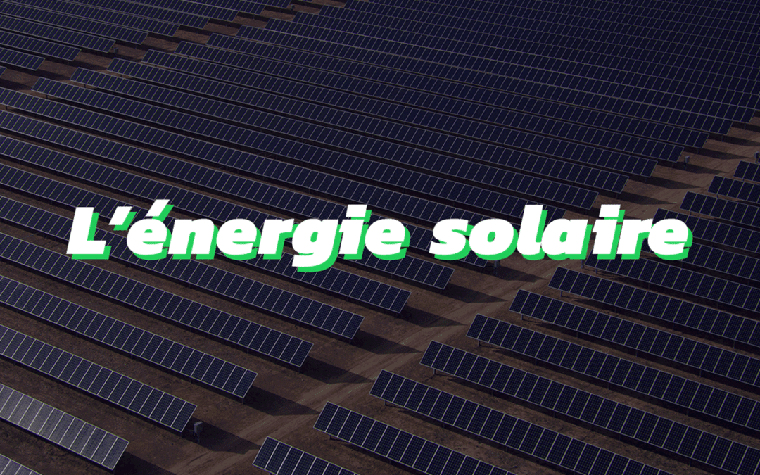 Tout ce que vous devez savoir sur l'énergie solaire