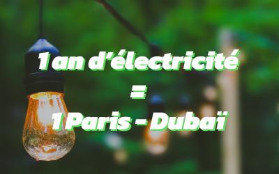A quoi équivaut vraiment ma consommation d'électricité ?