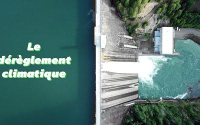 Les enjeux de la transition énergétique du mix électrique [2/5] – Le dérèglement climatique