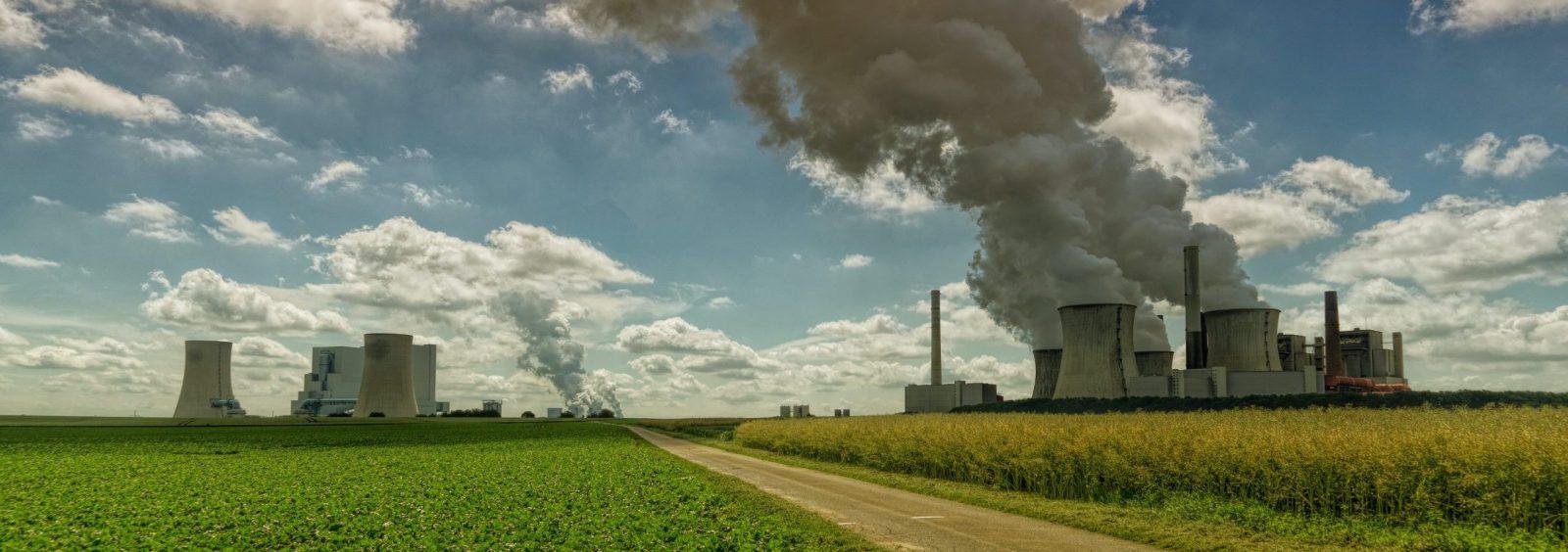 les émissions de CO2 responsables du réchauffement climatique