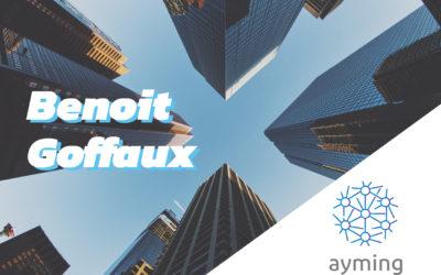 Benoit Goffaux : directeur des achats pour la transition énergétique chez Ayming
