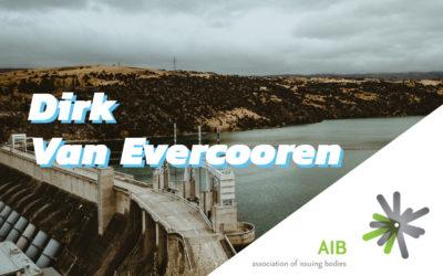 Dirk Van Evercooren, président de l'AIB incite les consommateurs à choisir un contrat d'électricité verte