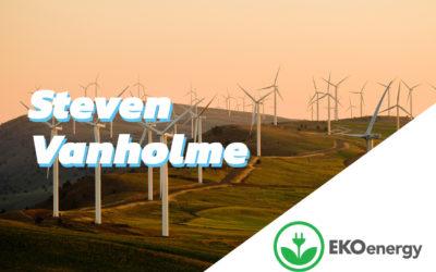 Steven Vanholme nous parle du label EKOenergy