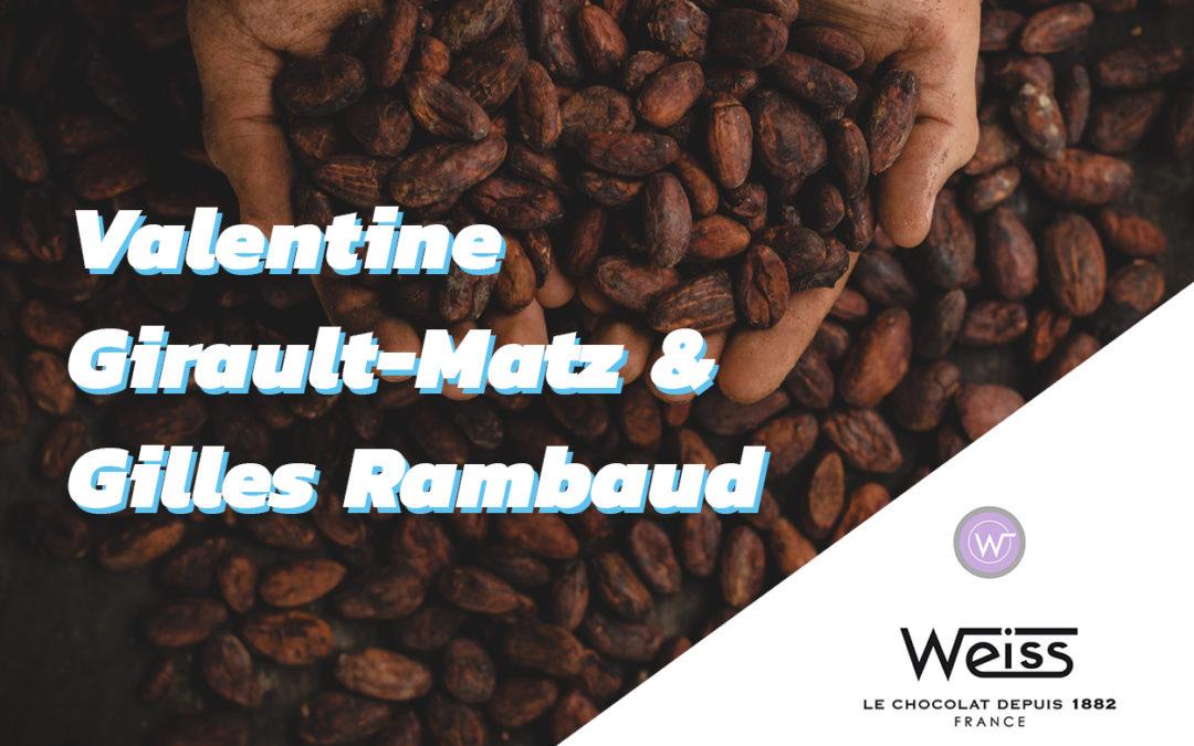 Valentine Girault-Matz et Gilles Rambaud, deux acteurs incontournables de la transition énergétique de Weiss