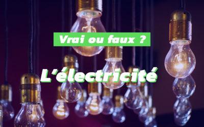 Idées reçues sur l'électricité