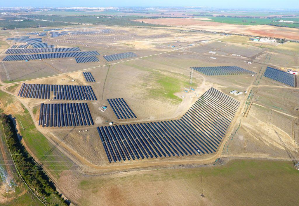 Le parc solaire financé sans subvention de Don Rodrigo 2 en Espagne - Photo deBayWa r.e.