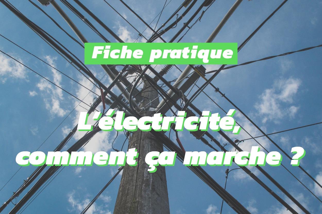 marché de l'électricité, entre flux physiques, responsabilité d'équilibre et garanties d'origine