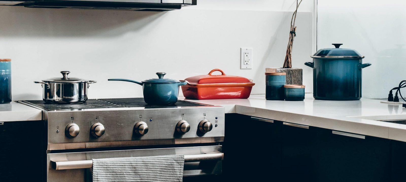 pour des économies d'énergies stoppez la cuisson de vos plats 5 minutes avant la fin