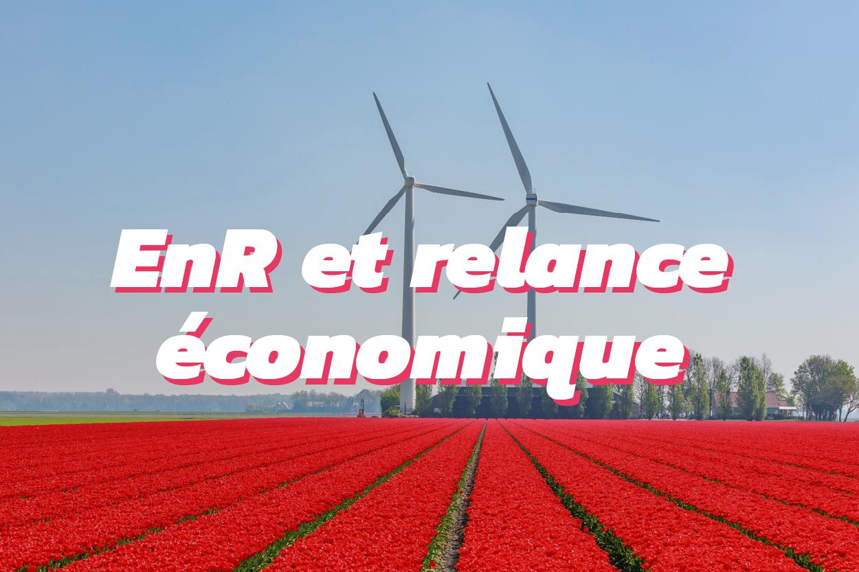 Les énergies renouvelables peuvent elles relancer l'économie