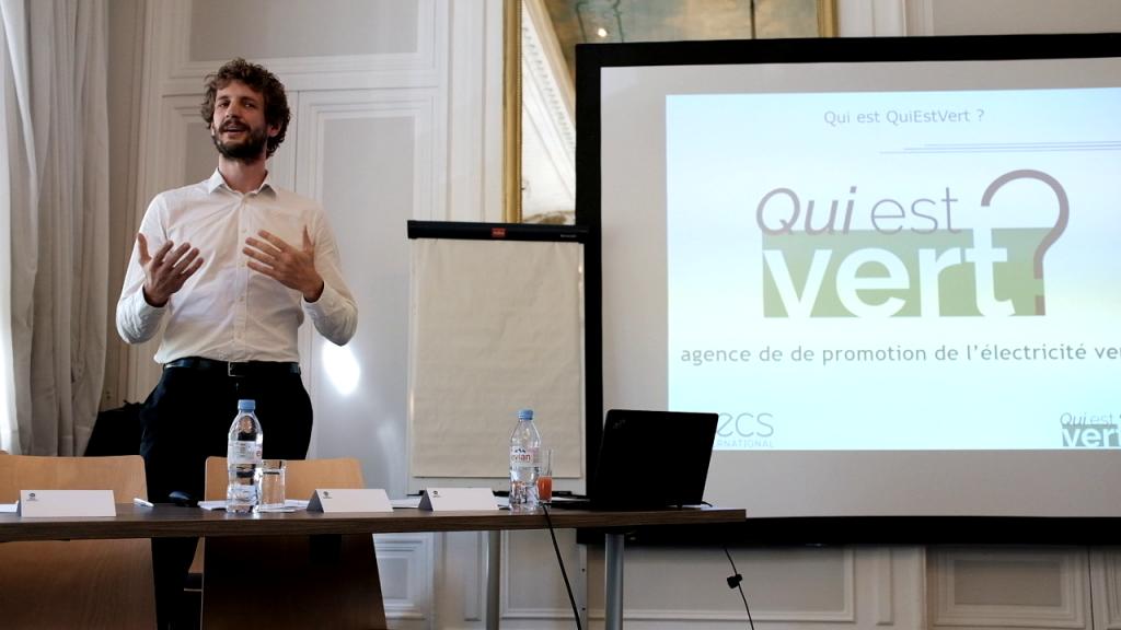 Workshop Paris avec RECS International sur l'application de l'article 19