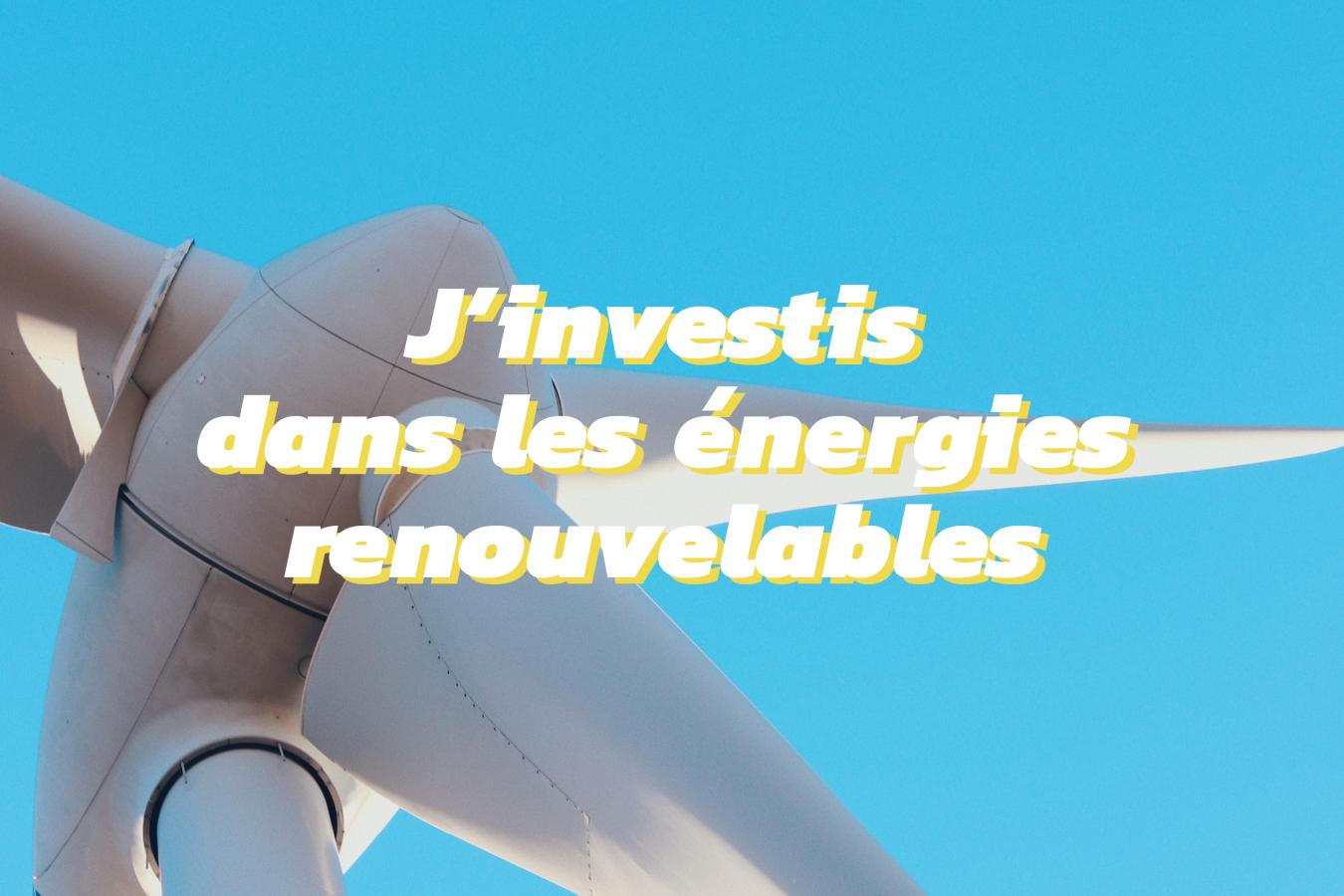 lendosphère, plateforme de financement participatif pour les énergies renouvelables