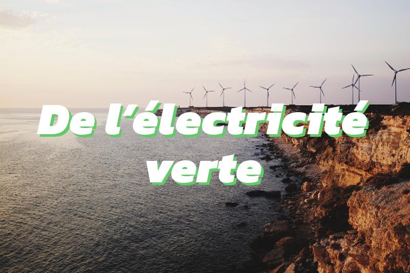 énergies renouvelables création d'emploi