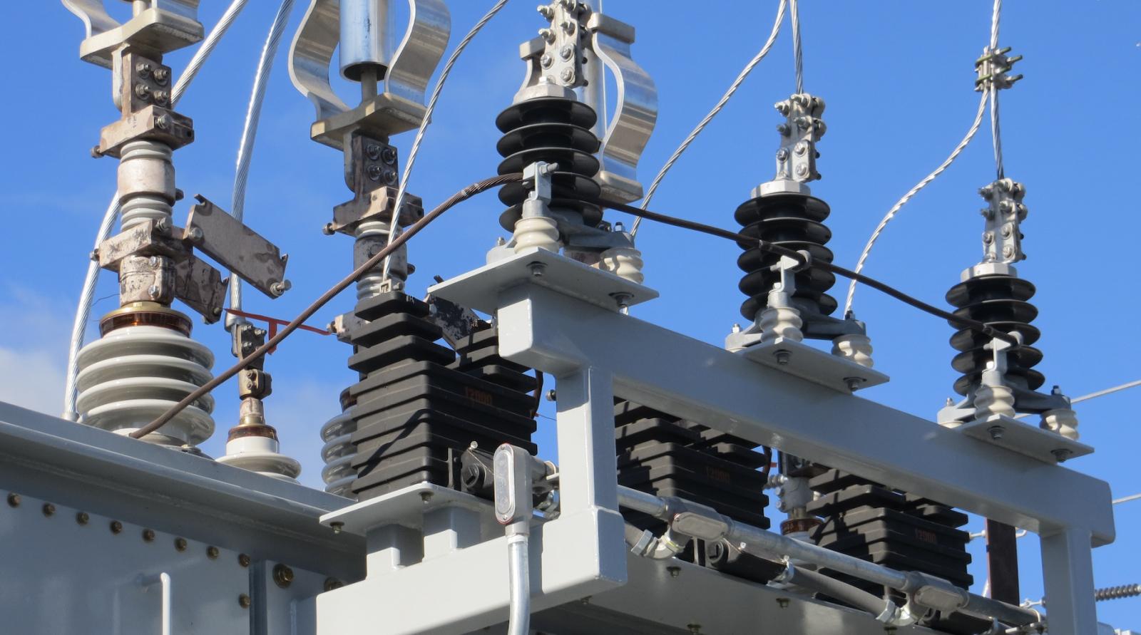 réalité physique du réseau électrique