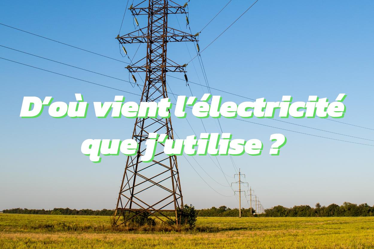 comment fonctionne le réseau électrique
