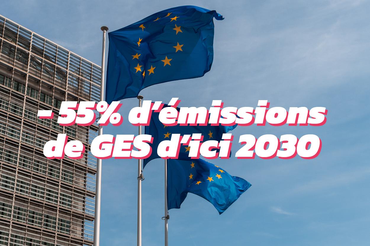 la commission européenne a présenté une nouvelle version du green deal